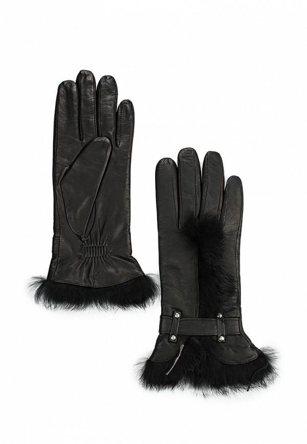 Женские перчатки Fabretti 22.5-1 black