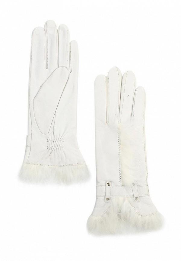 Женские перчатки Fabretti 22.5-6 white