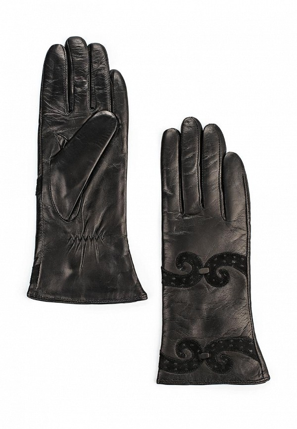 Женские перчатки Fabretti 9.6-1 black