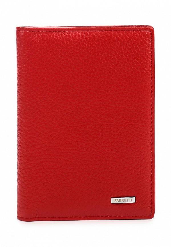 Обложка для документов Fabretti 54019/1-red