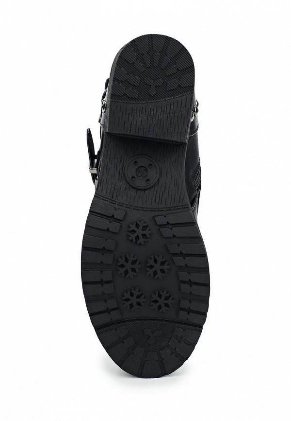Фото 3 - Полусапоги Fashion & Bella черного цвета