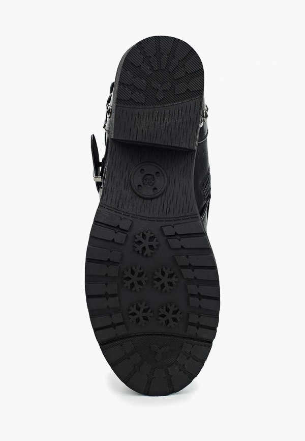 Фото 9 - Полусапоги Fashion & Bella черного цвета