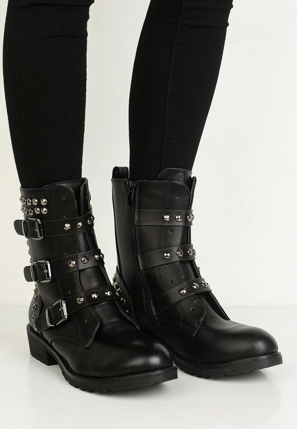 Фото 6 - Полусапоги Fashion & Bella черного цвета