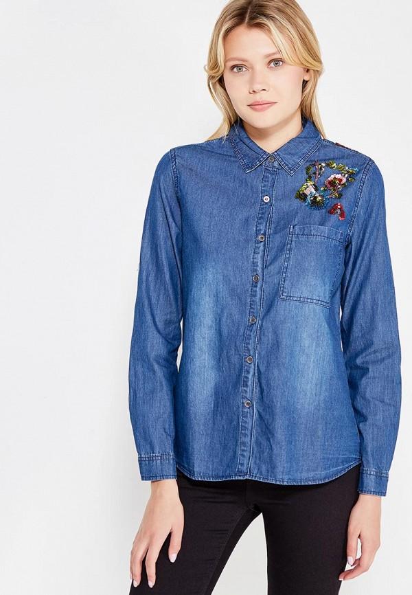 Фото Рубашка джинсовая Fascinate. Купить с доставкой