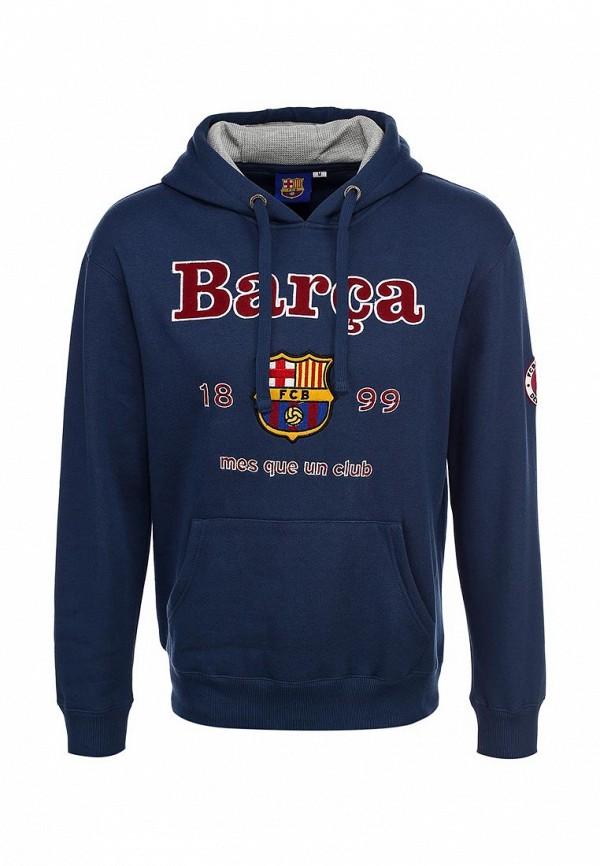 Худи Atributika & Club™ FC Barcelona. Цвет: синий