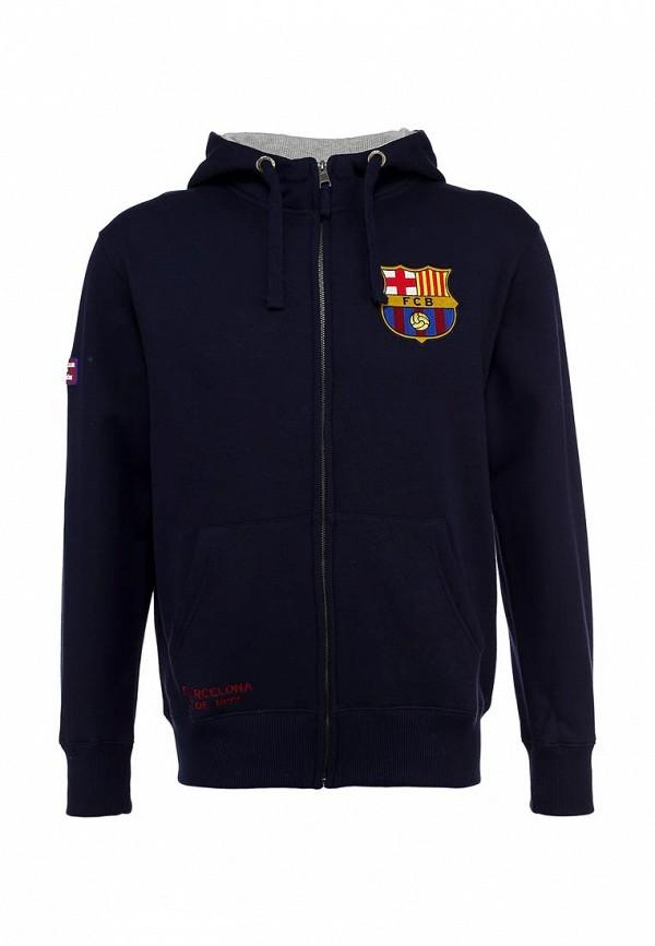 Толстовка Atributika & Club™ FC Barcelona. Цвет: синий