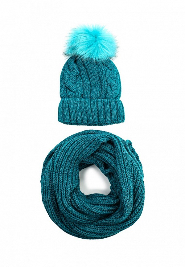 Комплект шапка и снуд Fete 409796