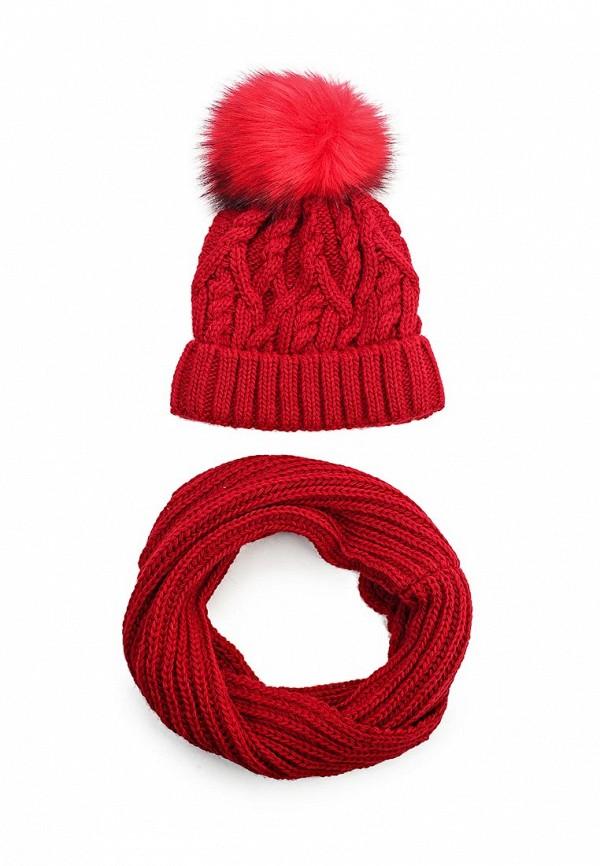 Комплект шапка и снуд Fete 410991