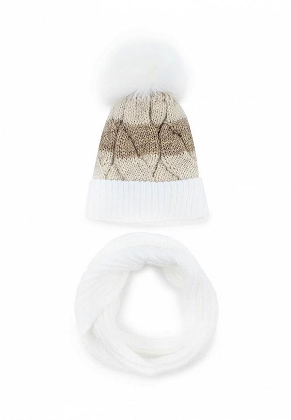 Комплект снуд и шапка Fete