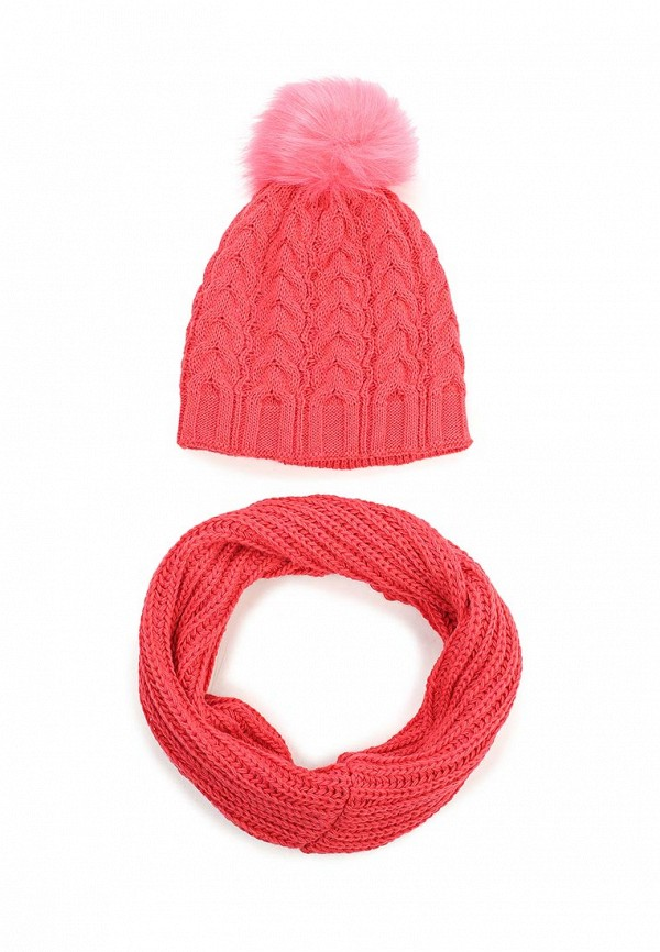Комплект шапка и снуд Fete 411843