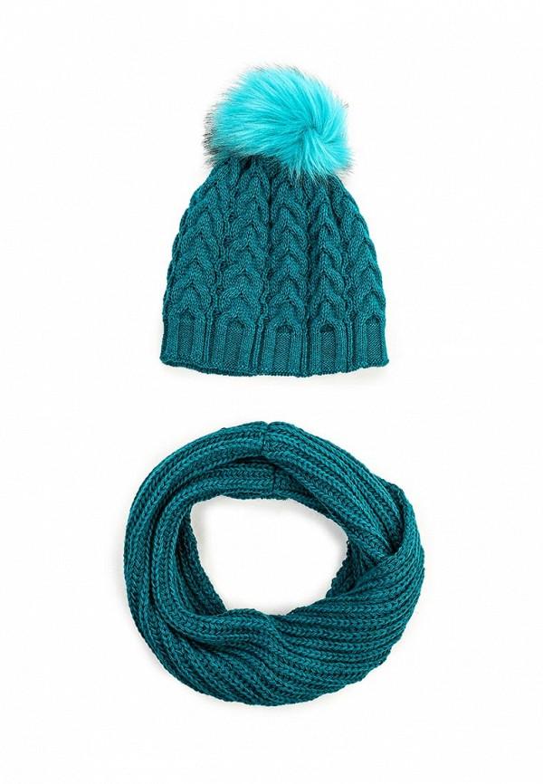 Комплект шапка и снуд Fete 411844