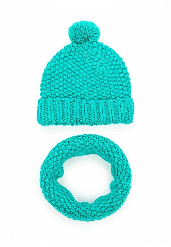Комплект шапка и снуд Fete 409863