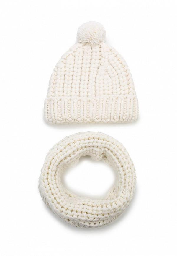 Комплект шапка и снуд Fete 409923