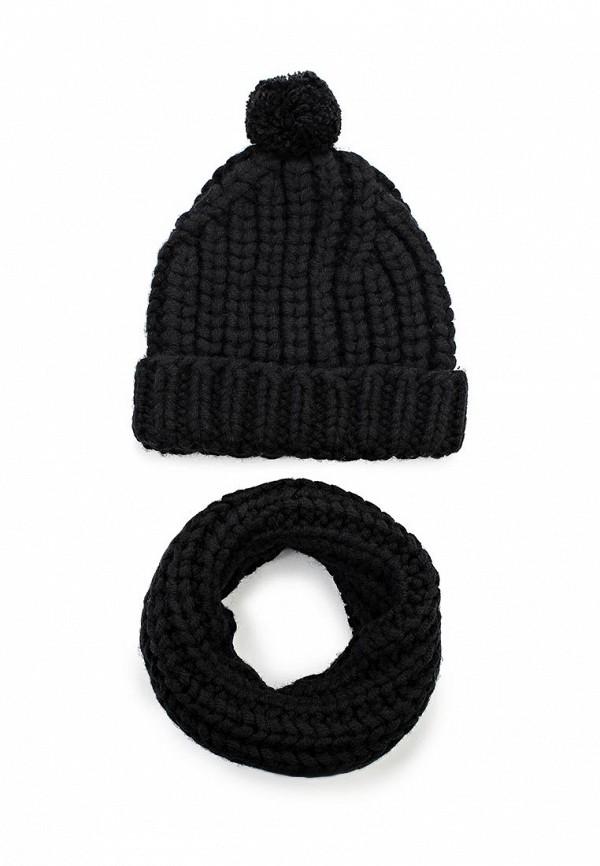 Комплект шапка и снуд Fete 409924