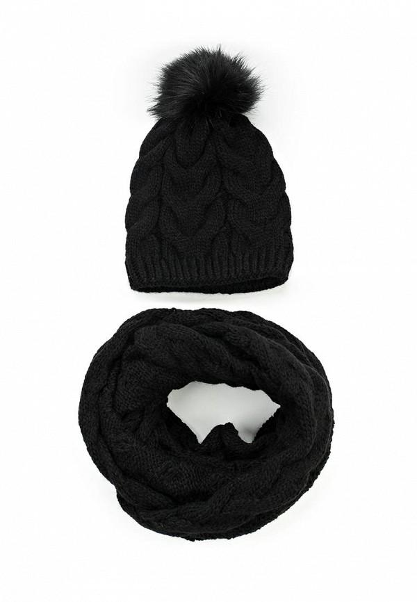 Комплект шапка и снуд Fete Fete FE009CWTUK85 комплект шапка и снуд fete fete fe009cwxqy72