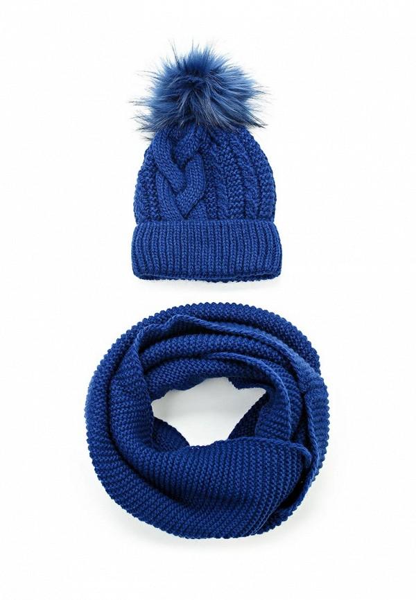 Комплект шапка и снуд Fete Fete FE009CWTUK93 комплект шапка и снуд fete fete fe009cwxqy77