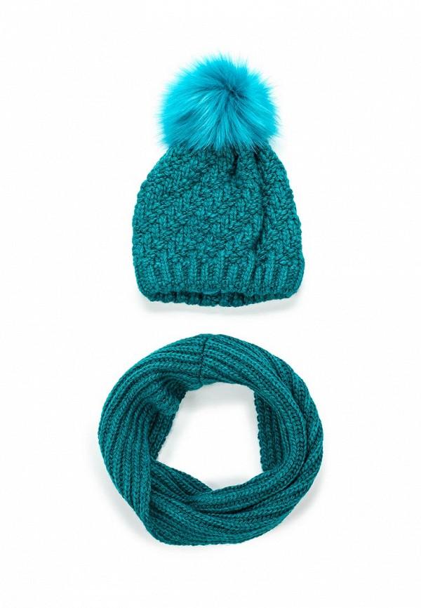 Комплект шапка и снуд Fete Fete FE009CWTUL02 комплект шапка и снуд fete fete fe009cwxqy77