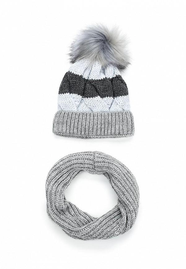 цены на Комплект снуд и шапка Fete Fete FE009CWUPL31
