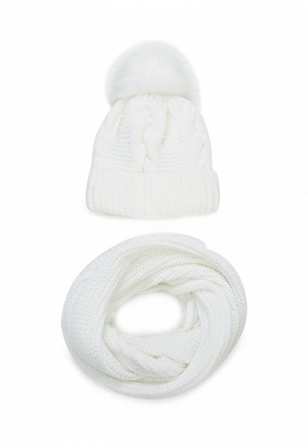 Комплект шапка и снуд Fete Fete FE009CWXQY69 комплект шапка и снуд fete fete fe009cwxqy77