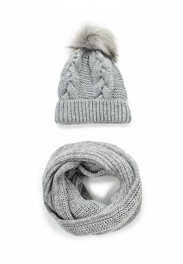 Комплект шапка и снуд Fete Fete FE009CWXQY71