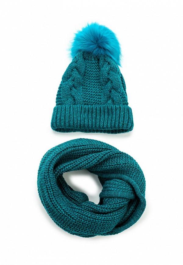 Комплект шапка и снуд Fete Fete FE009CWXQY72 комплект шапка и снуд fete fete fe009cwxqy72