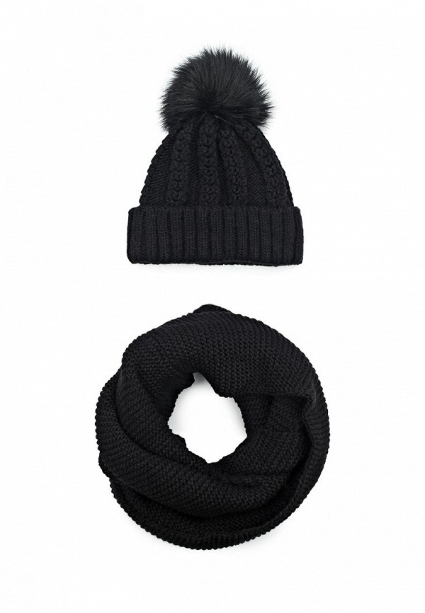 Комплект снуд и шапка Fete Fete FE009CWXRB49 комплект шапка и снуд fete fete fe009cwxqy72