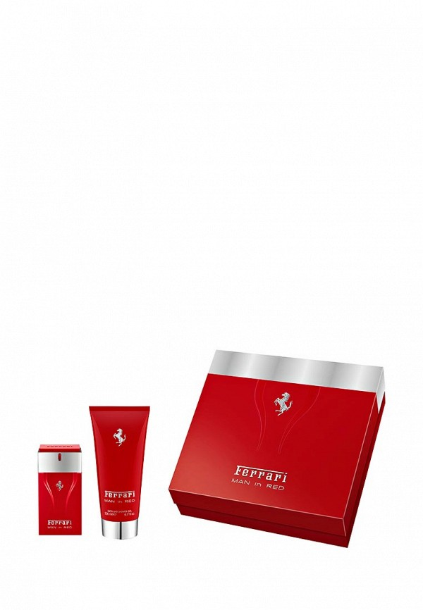 Набор парфюмерный Ferrari Cavallino Ferrari Cavallino FE019LMANNO2 платье fiona ferrari платья и сарафаны мини короткие