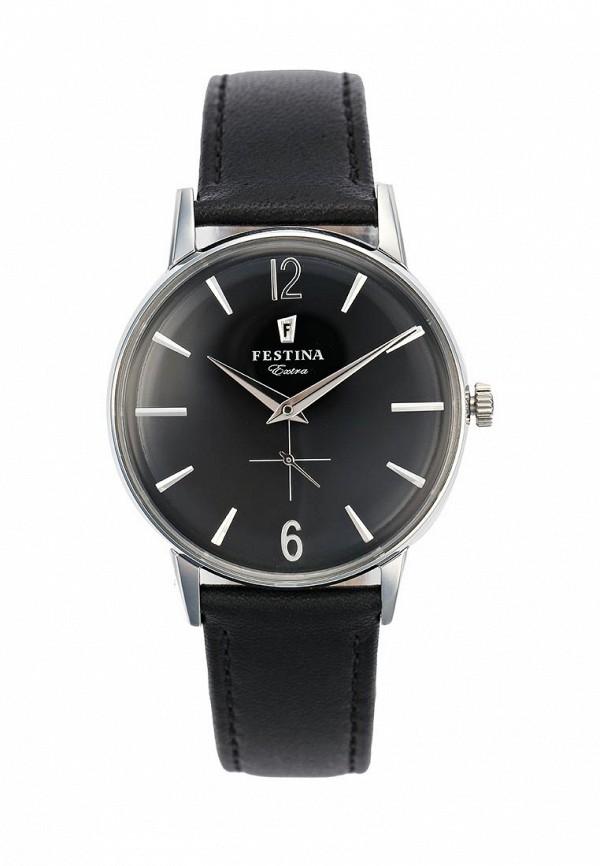 Купить Часы Festina, FE023DMYEC28, черный, Весна-лето 2018
