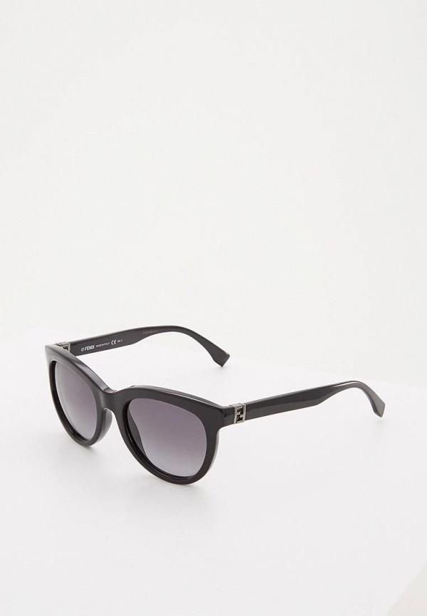 Очки солнцезащитные Fendi Fendi FE368DWDTK62 стоимость