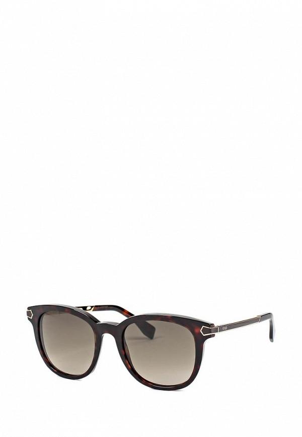 Женские солнцезащитные очки Fendi (Фенди) FF 0021/S