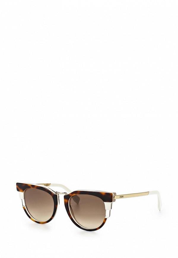 Женские солнцезащитные очки Fendi (Фенди) FF 0063/S