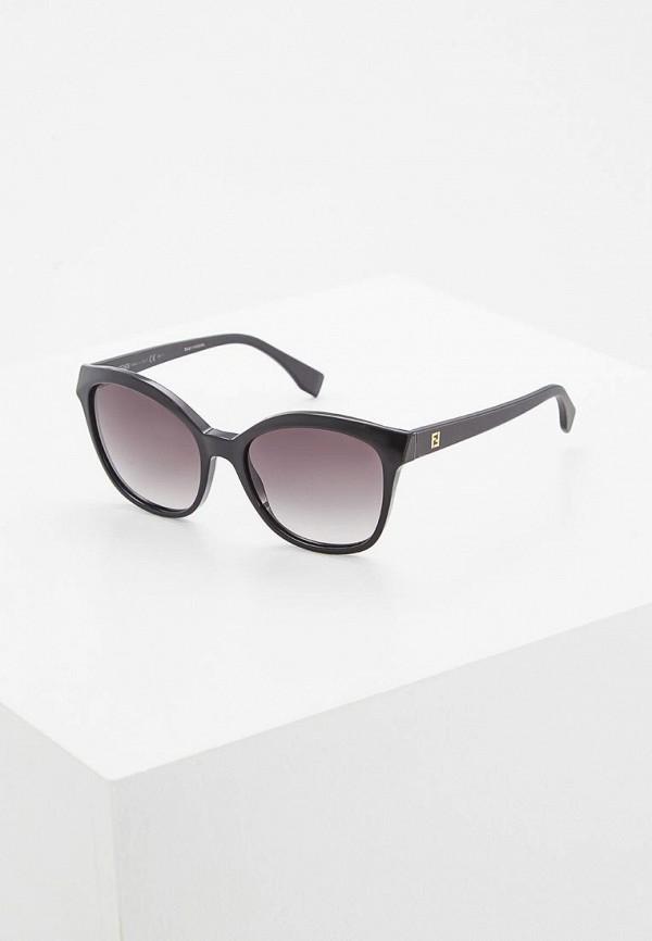 Очки солнцезащитные Fendi Fendi FE368DWGAB63 стоимость