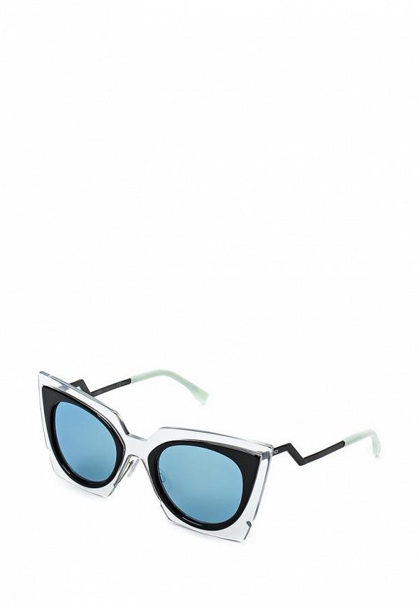Женские солнцезащитные очки Fendi (Фенди) FF 0117/S