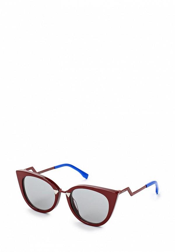 Женские солнцезащитные очки Fendi (Фенди) FF 0118/S