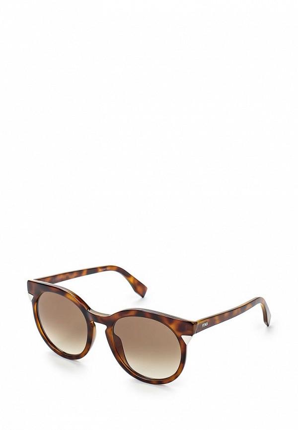 Женские солнцезащитные очки Fendi (Фенди) FF 0124/S
