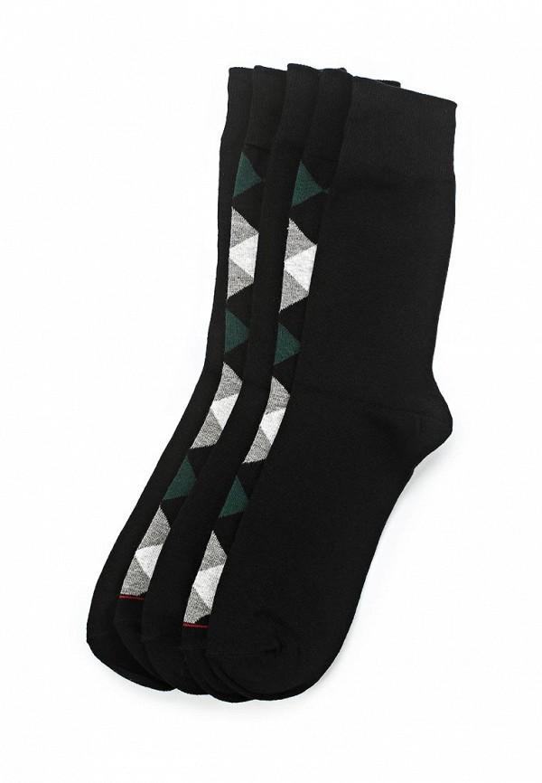 Комплект носков 5 пар Feltimo Feltimo FE848FMZAU37 комплект носков 5 пар ecko цвет черный