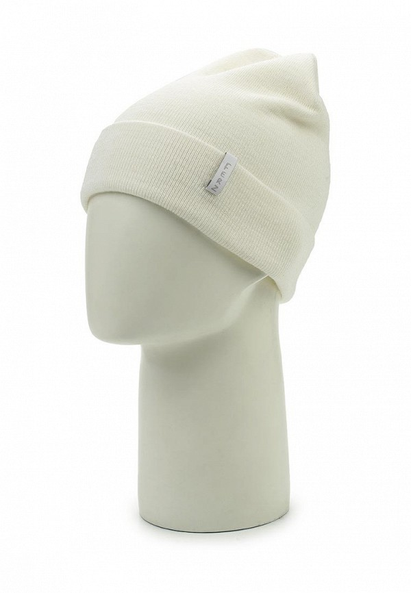 Фото 2 - мужскую шапку Ferz белого цвета