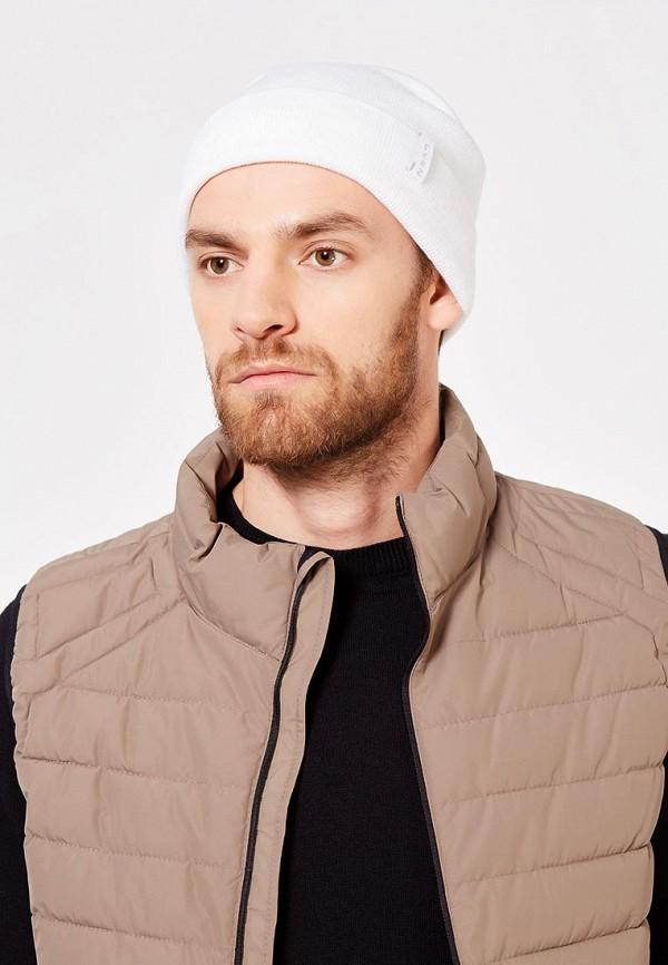 Фото 6 - мужскую шапку Ferz белого цвета
