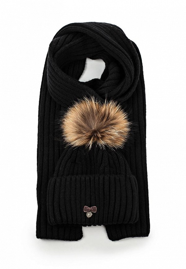 Комплект шапка и шарф Ferz Компл.Акапелла 21/61777F-18