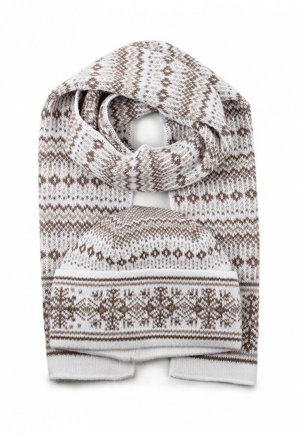 Комплект шапка и шарф Ferz Компл.Атлантика 21/61908D-11/35