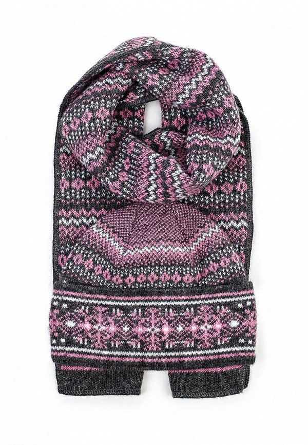 Комплект шапка и шарф Ferz Компл.Атлантика 21/61908D-33/38