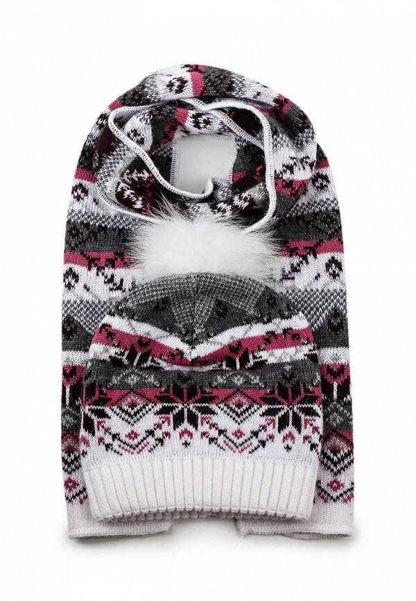 Комплект шапка и шарф Ferz Компл.Гибралтар 21/61907D-11/15