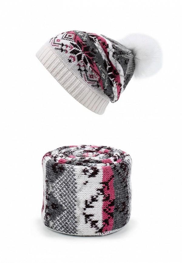 Комплект шапка и шарф Ferz Ferz FE913CWGIN72