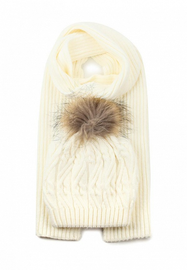Комплект шапка и шарф Ferz Компл.Жюли 21/61851V-11