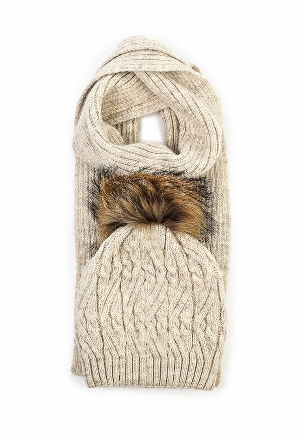 Комплект шапка и шарф Ferz Компл.Жюли 21/61851V-61