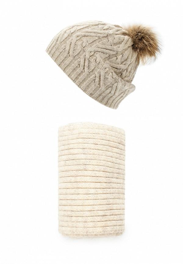 ferz fe913cwgis18 Комплект шапка и шарф Ferz Ferz FE913CWGIN84