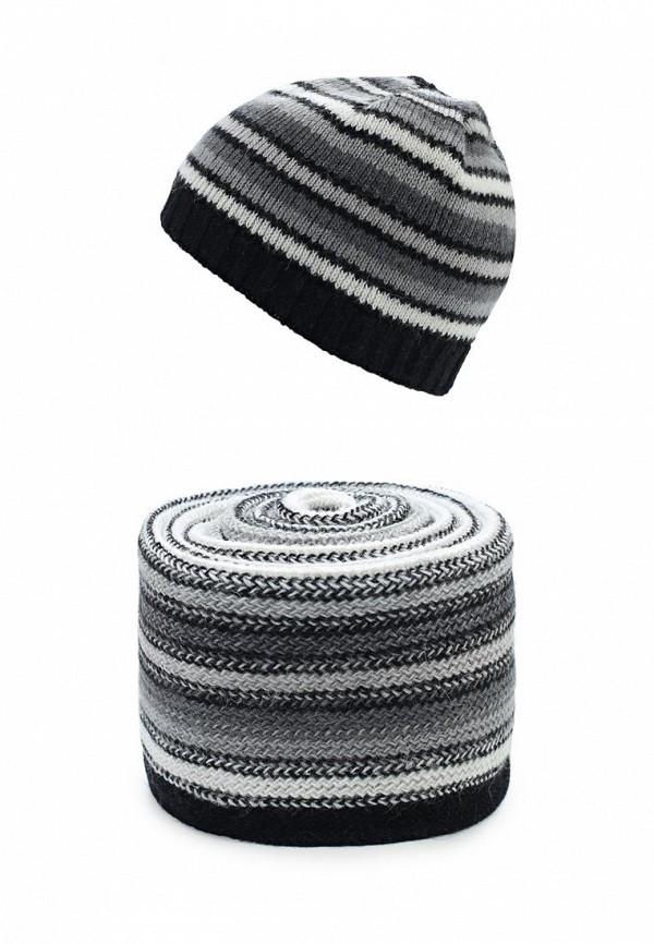 Комплект шапка и шарф Ferz Ferz FE913CWGIN88