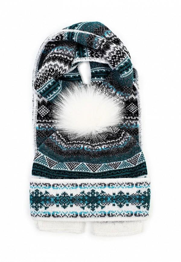 Комплект шапка и шарф Ferz Компл.Швейцария 21/61915D-11/19