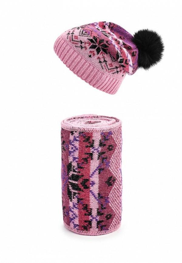 Комплект шапка и шарф Ferz Ferz FE913CWMEK27