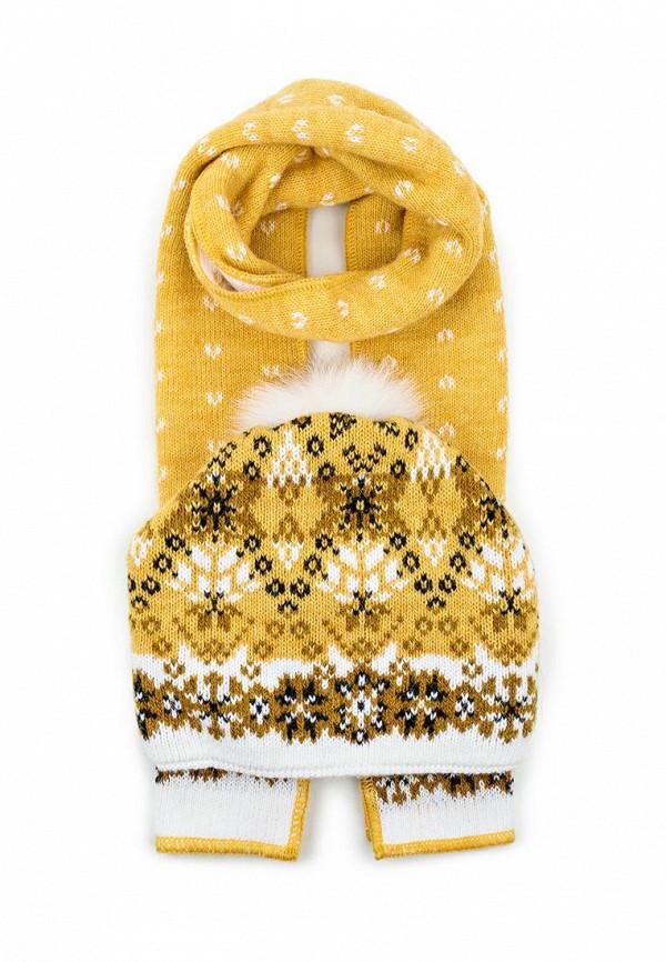 Комплект шапка и шарф Ferz Компл.Гренландия 21/61912D-11/86